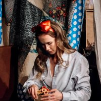 актриса Евгения Кондрашина в роли Моны (Безымянная звезда) :: Andrew Barkhatov