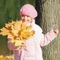 Что такое Осень? Это листья цвета Солнца! :: Арина Невская