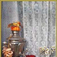 Чай на даче-для души отрада! :: Нина Андронова