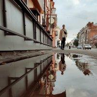 гуляя по городу :: Ольга Мезенцева