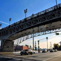 Патриарший мост :: Анатолий Колосов