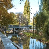 Мосты  Салгира :: Валентин Семчишин