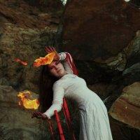 Огненная душа :: Ксения Угарова