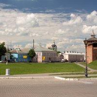 Старинные города России. Коломна :: Павел Голубев