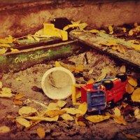 Пісочниця. :: Olya Kalinin*