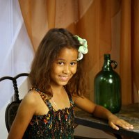 Портрет девочки :: Дмитрий Сушкин
