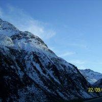 Горы Швейцарии St.Moriz :: Ирина Верещагина