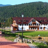 Таёжный  курорт :: Наталья Юрова