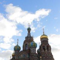 Храм Воскресения Христова в Санкт-Петербурге (Спас на крови) :: Михаил Лесин