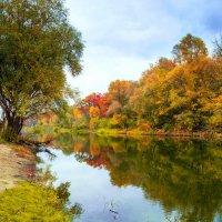 Вот такая Гомельская осень... :: Сергей Пилтник