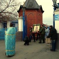 Пресвятая Богородице, спаси нас :: Юлия Мошкова