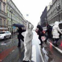 Дождливый Невский :: sv.kaschuk