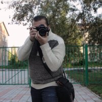 Me :: Sergey Lagovskiy