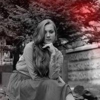 девушка с пленки :: Татьяна Белова