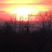 красота заката :: юля веракса