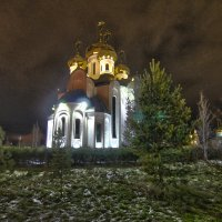 Храм в Нефтеюганске 2 :: Александр Бритшев