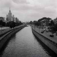 Серая Москва :: Александр Кузнецов