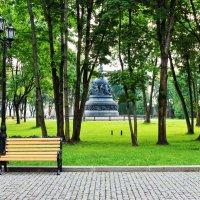 В парке :: Евгений Никифоров