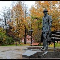 Памятник Рахманинову С.В. :: Евгений Никифоров