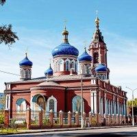 Богородицерождественский собор г. Орехово-Зуево (1890) :: Юрий Бичеров