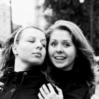 верные подруги :: Дарьяна Вьюжанина
