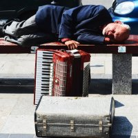 Не будите музыканта! :: Katherine Filts
