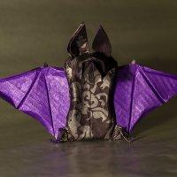 Оригами летучая мышь :: Богдан Петренко
