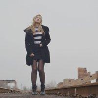 попробовала себя в роли модели №3 :: Tatiana Zaprudova