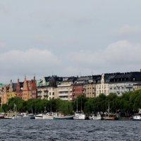 Стокгольм :: Ольга Иргит