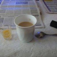 Мед и кофе :: Екатерина Богомолова