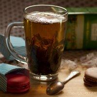 утренний чай 2 :: Юлия Рябинина
