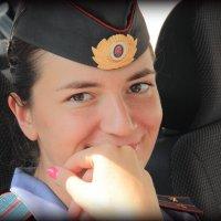 Офицер полиции :: Евгений Никифоров