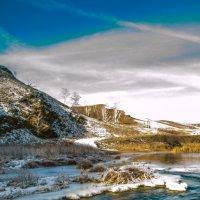 Самый Южный Урал, река Губерлинка :: Андрей Бондаренко