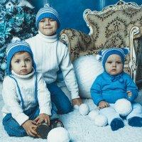 Три братца :: Творческая группа КИВИ