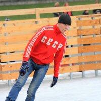 СССР на коньках :: Дмитрий Сушкин