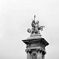 Туман в Париже #2 :: Михаил Малец