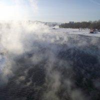 Дыхание реки :: Евгения Пестерева