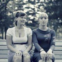 Юля и Регина :: Марина Щуцких