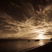 мальдивы - закат :: Александр Беляков