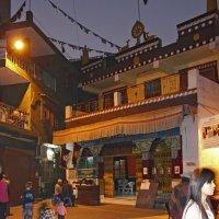 Тибетский квартал :: Алексей Хвастунов