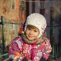 Маруся :: Oksana Evstigneeva