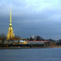 Адмиралтейский шпиль :: Екатерина Миронова