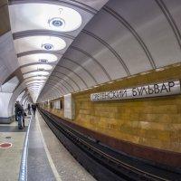 Перспектива метро :: Алексей Соминский