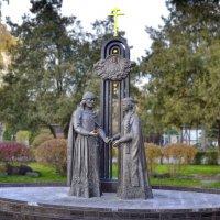Святые Петр и Феврония, покровители семьи и брака :: Evgeniy Techiev