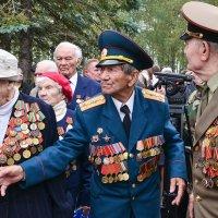 О героях былых времен...! :: Анатолий Сидоренков