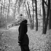 Черно-белое :: Ralina Bueno