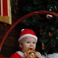 Голодный дед Мороз :: Мария Арбузова