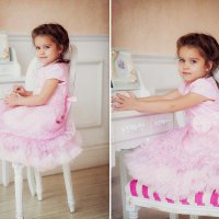 Дочурка :: Анна Луговская