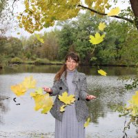 Осенний портрет :: Ольга Семенова