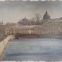 Питер в стиле ретро :: Vasiliy V. Rechevskiy